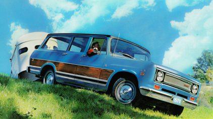 1971 International Harvester Travelall