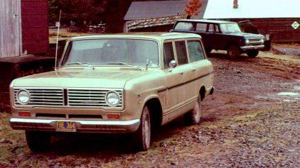 1973 International Harvester Travelall