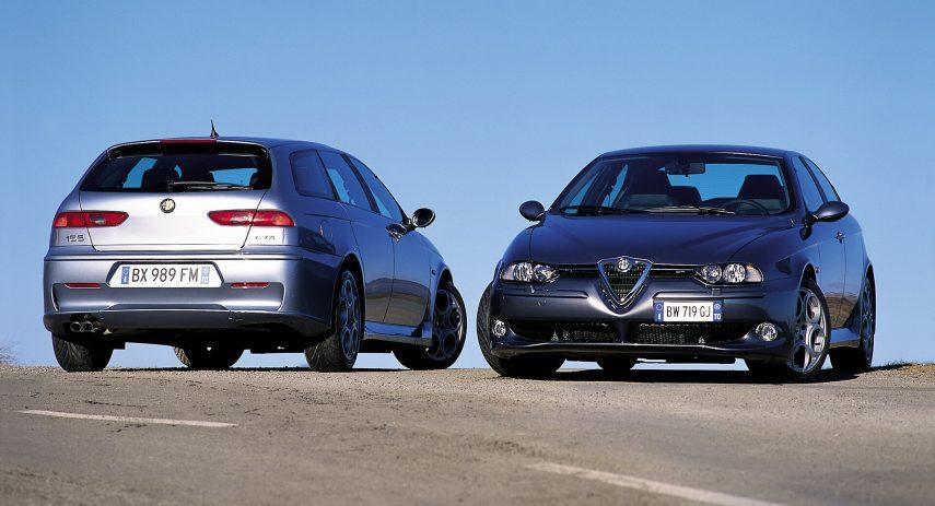 Alfa Romeo 156 GTA 1