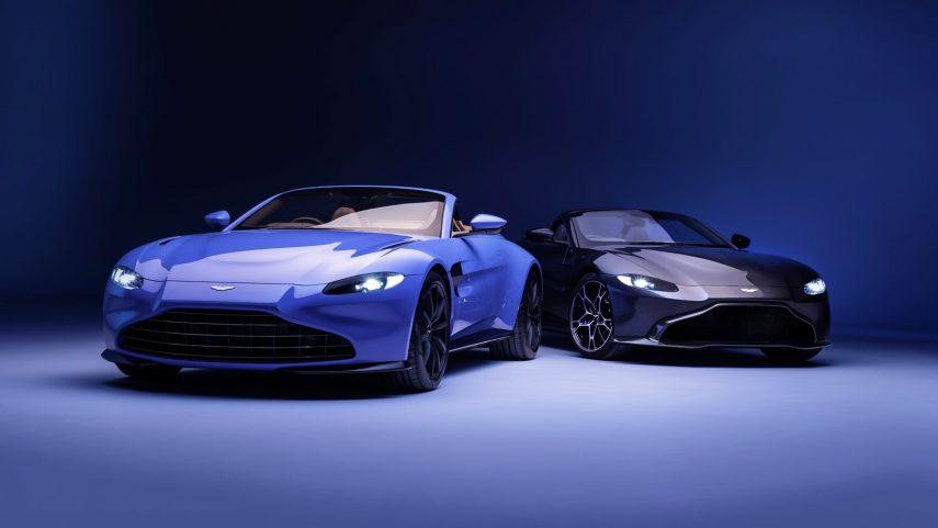 Aston Martin te dejará cambiar la parrilla de tu Vantage