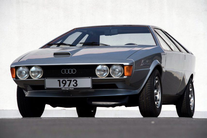 Coche del día: Audi Karmann Asso di Picche