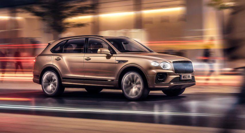 Bentley Bentayga Hybrid 2021 (2)