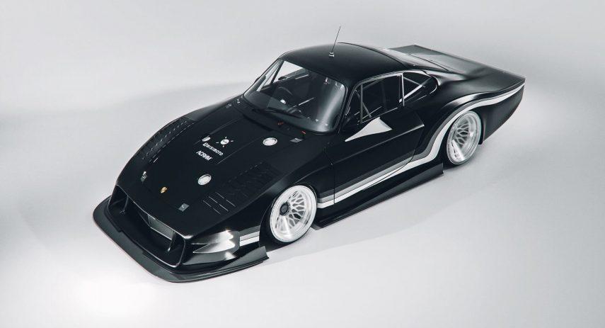 Bisimoto Moby X Porsche 935 Electrico Render (1)