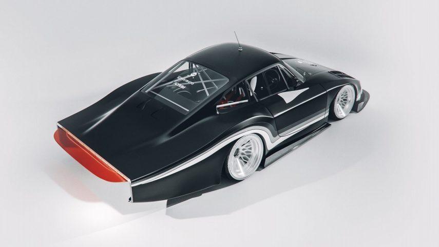 Bisimoto Moby X Porsche 935 Electrico Render (2)