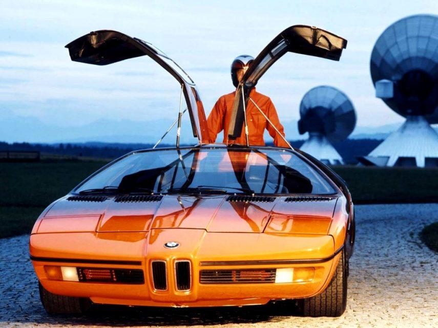 BMW Turbo Concept E25 1