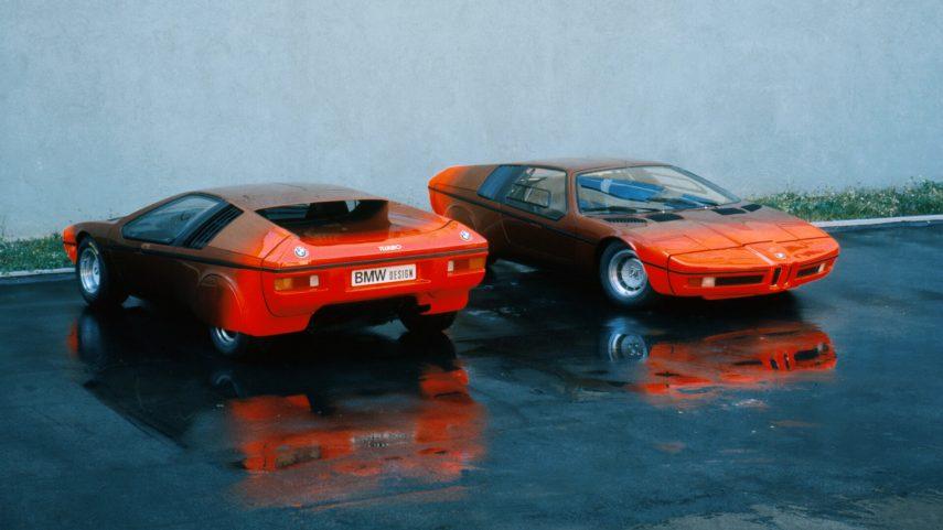 Coche del día: BMW Turbo Concept (E25)