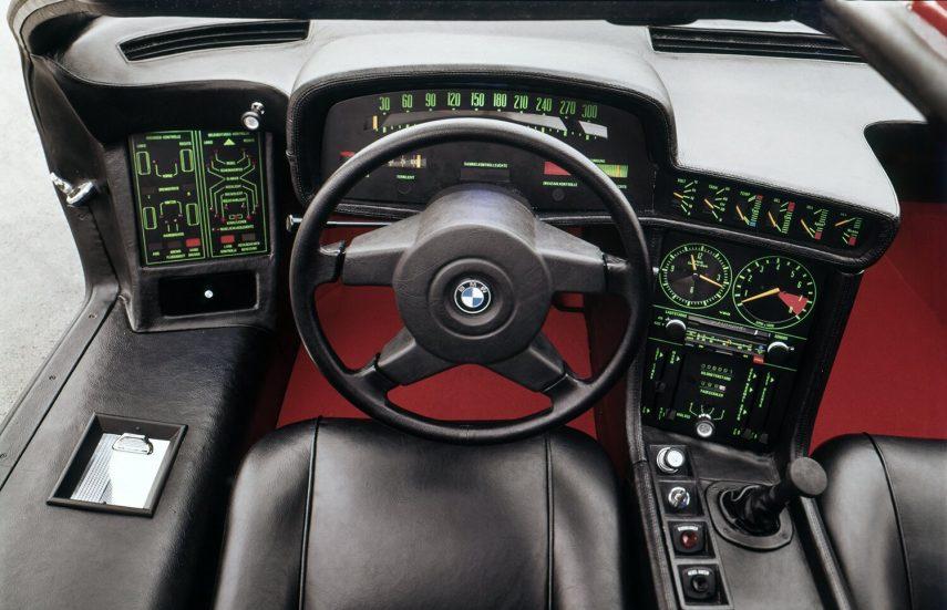 BMW Turbo Concept E25 4