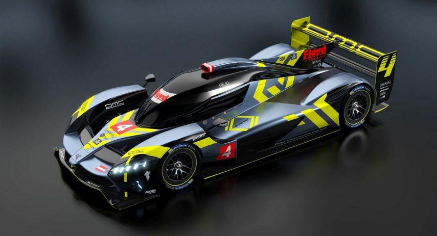 ByKolles Racing Le Mans Hypercar Racer 2021 (1)