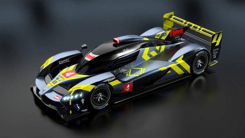 ByKolles Racing presenta su Le Mans Hypercar Racer para la temporada 2021