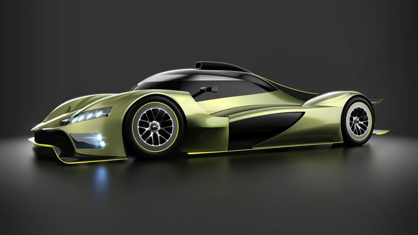 ByKolles Racing Le Mans Hypercar Racer 2021 (10)