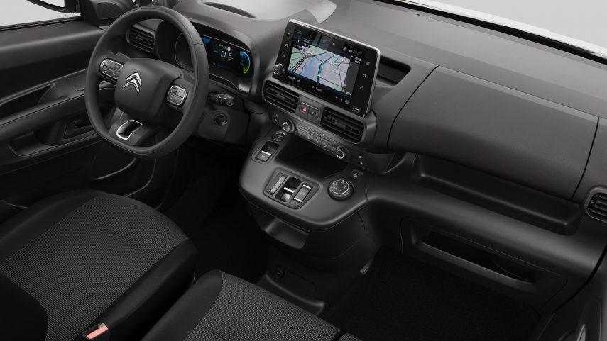 Citroën ë Berlingo Van 2021 (13)