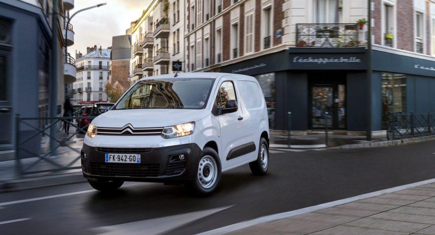 Citroën ë Berlingo Van 2021 (2)