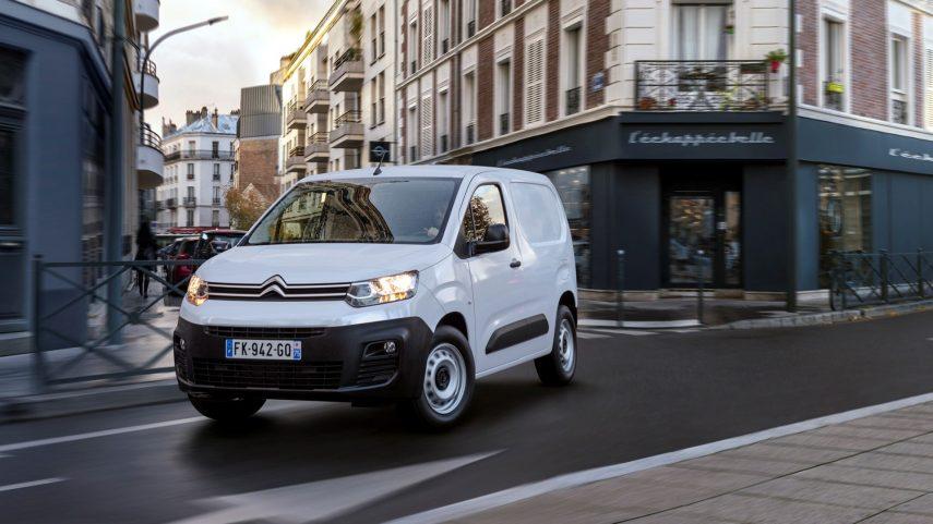 La Citroën ë-Berlingo Van 2021 llega con hasta 275 km de autonomía