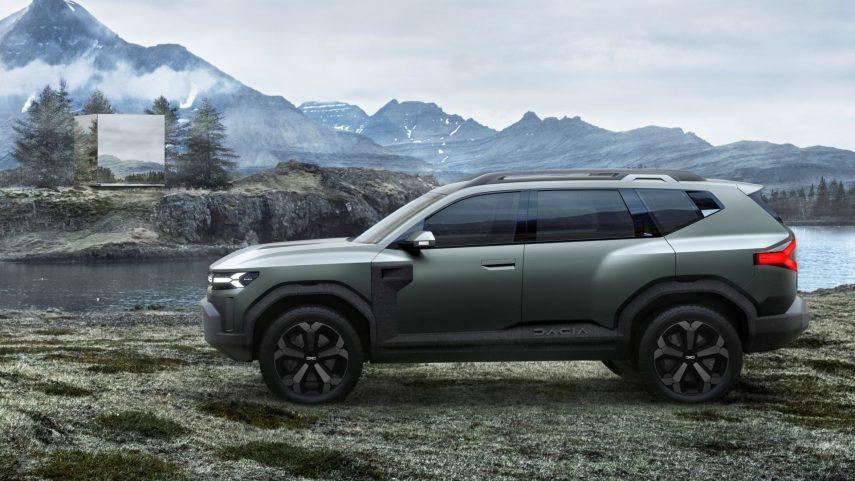 Dacia Bigster Concept 2021 (2)