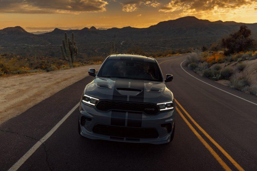 El Dodge Durango SRT Hellcat es un éxito y ya ha completado los pedidos de 2021