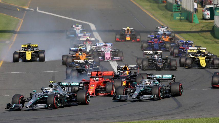F1 2020 GP Australia