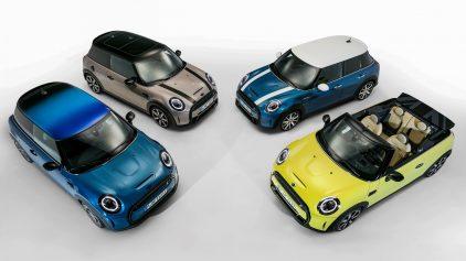 Gama MINI Hatchback 2021 (1)