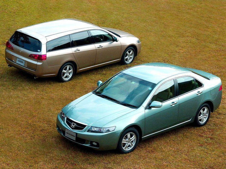 Honda Accord CL7 2006