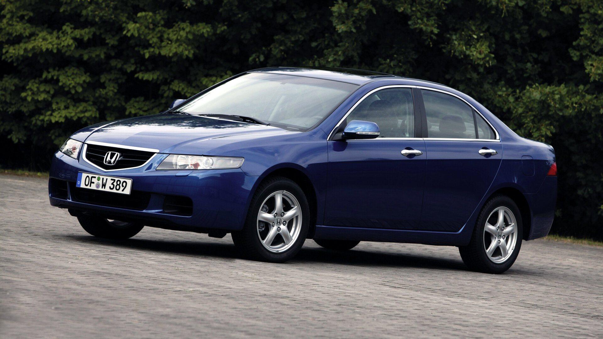 Coche del día: Honda Accord 2.2 i-CTDi (CL7)