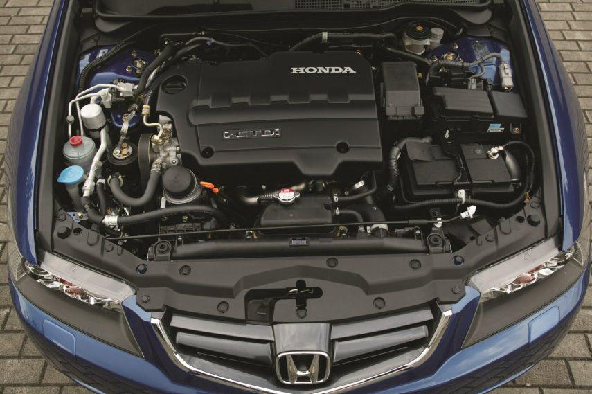 Honda Accord i CTDi CL7 2003 4