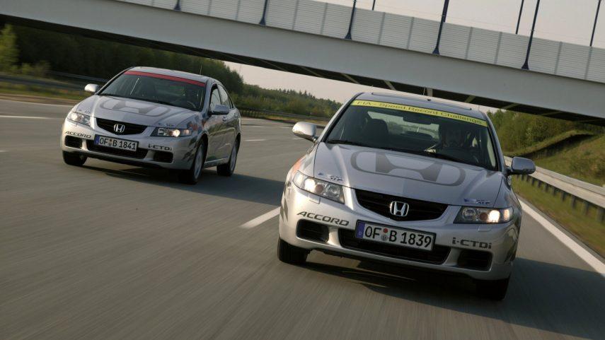 Honda Accord i CTDi CL7 2003 5