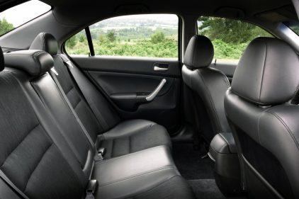 Honda Accord interior CL7 2003 2