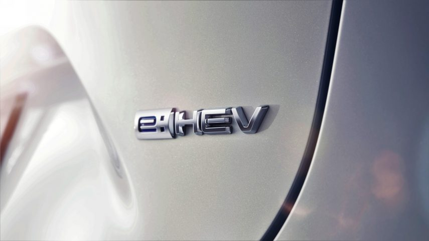 Honda HR V 2021 Teaser (2)