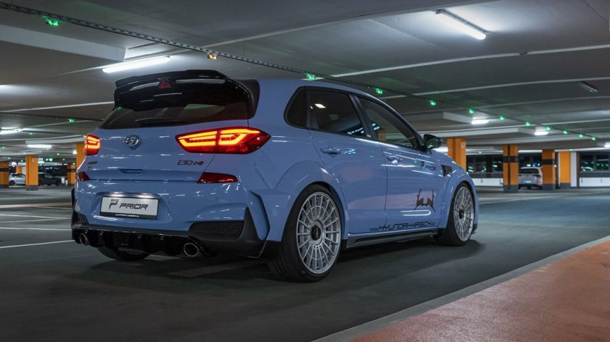 Hyundai i30 N Prior Design Tuning (2)