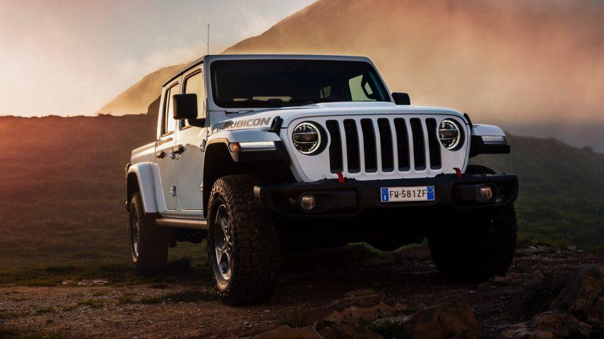 El Jeep Gladiator ya se puede reservar, aunque todavía no hay fecha de llegada al mercado