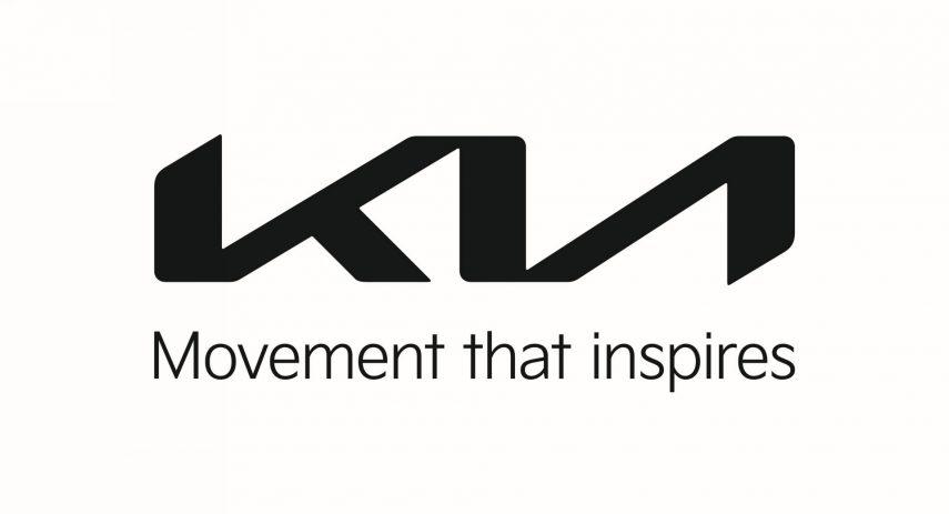 KIA Logotipo y Eslogan 2021