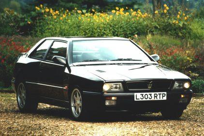 Maserati Ghibli AM336 1992 1