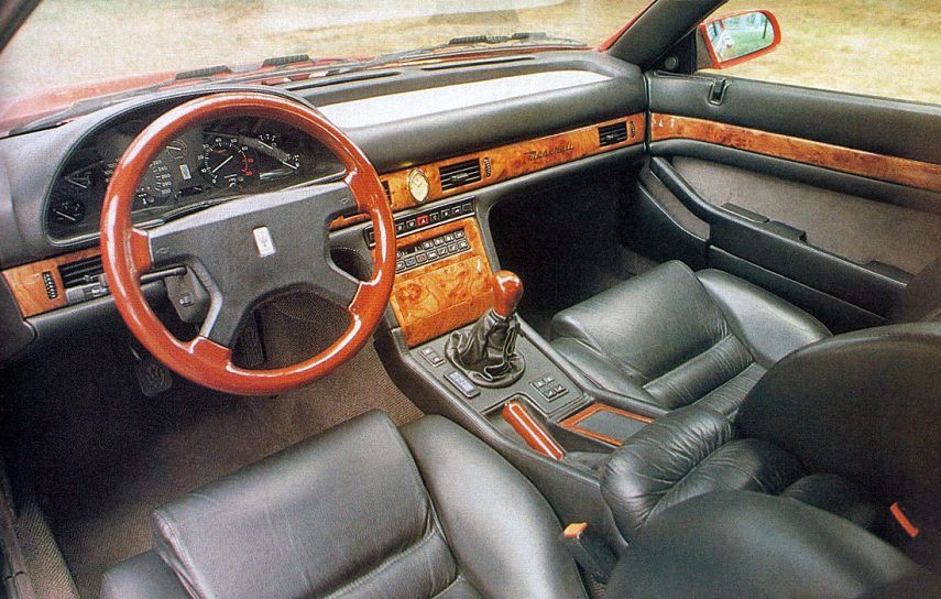 Maserati Ghibli AM336 1992 2