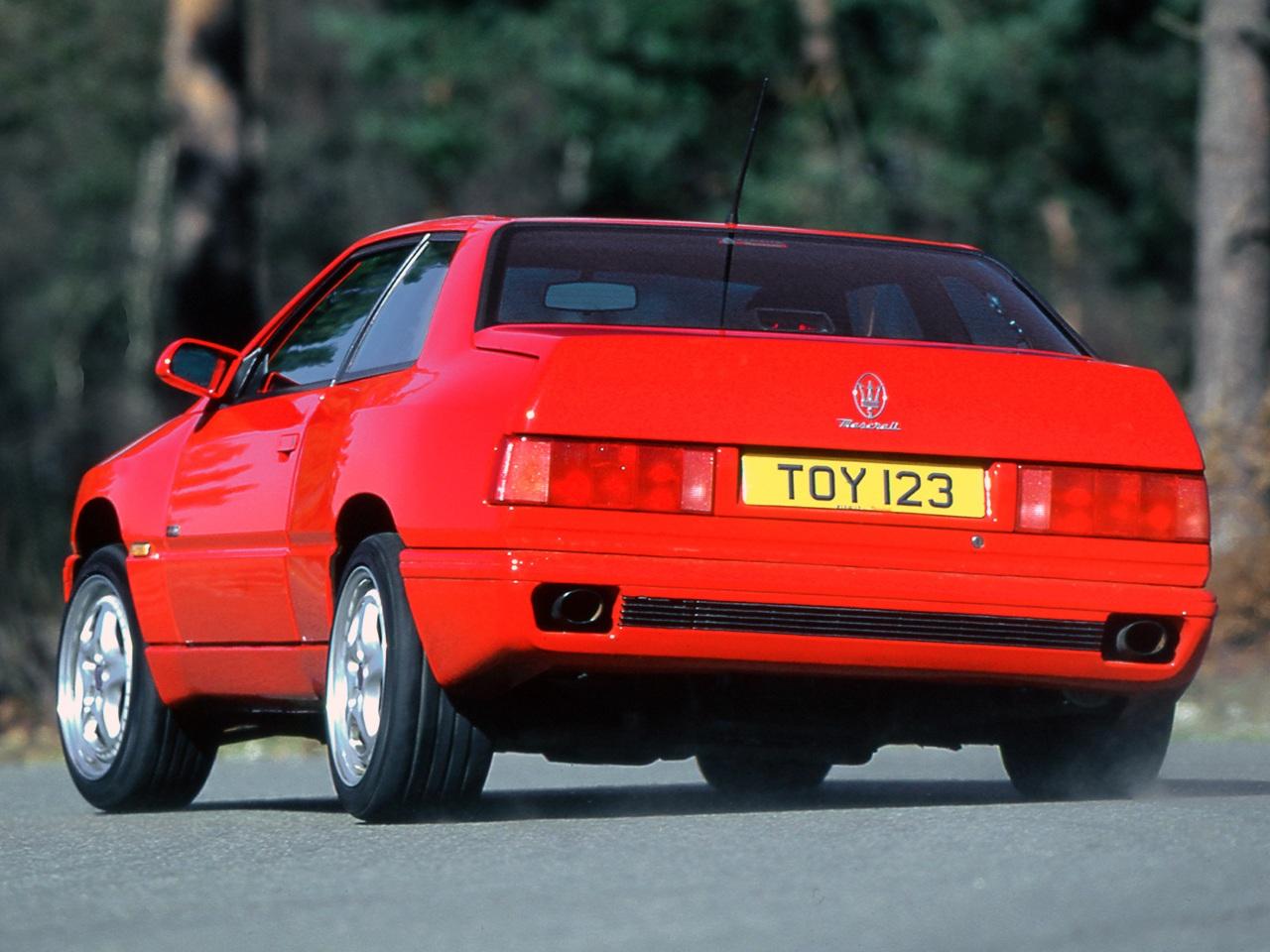 Coche del día: Maserati Ghibli 2.8 V6 (AM336)   espíritu RACER