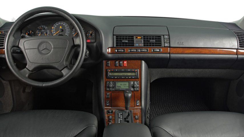 Mercedes Benz S 420 Coupe C140 5