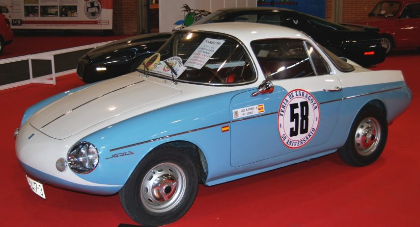 Nardi 750 DS Rosaflor