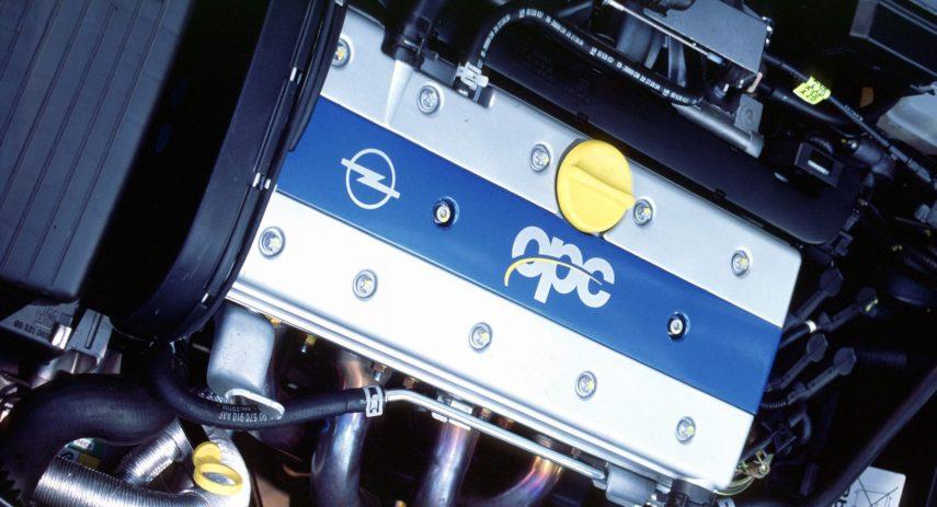 Opel Astra OPC G Motor