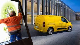 Opel Combo e Cargo 2021 (7)
