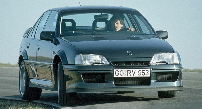 Opel Lotus Omega 1