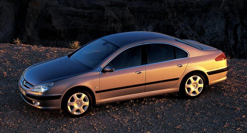 Peugeot 607 1999 1
