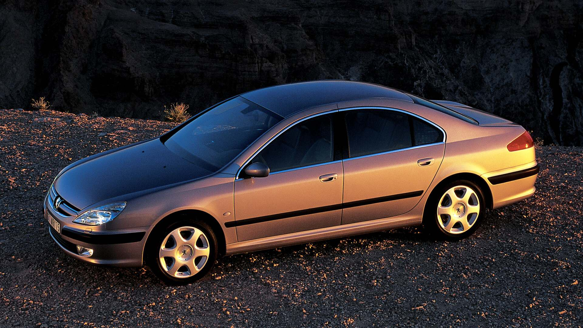 Coche del día: Peugeot 607