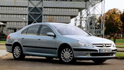 Peugeot 607 1999 2