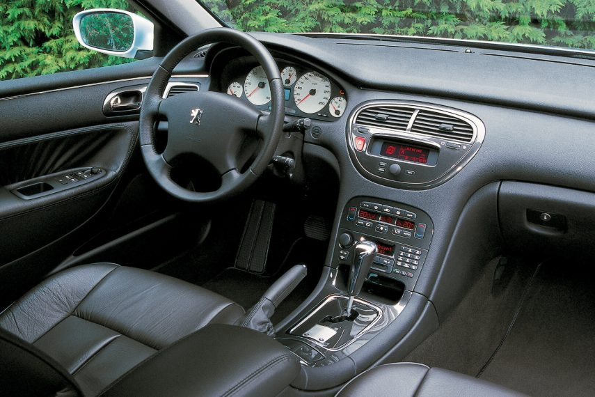Peugeot 607 1999 4