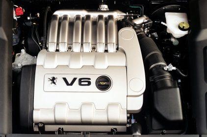 Peugeot 607 1999 6