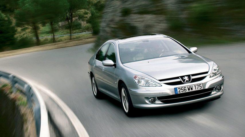 Peugeot 607 2004 1