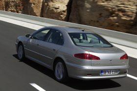 Peugeot 607 2004 4