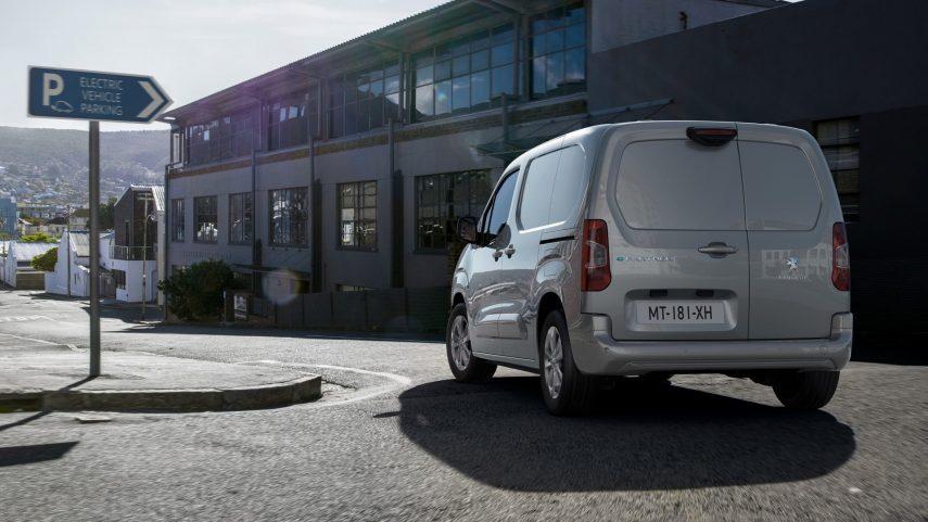 Peugeot e Partner 2021 (2)