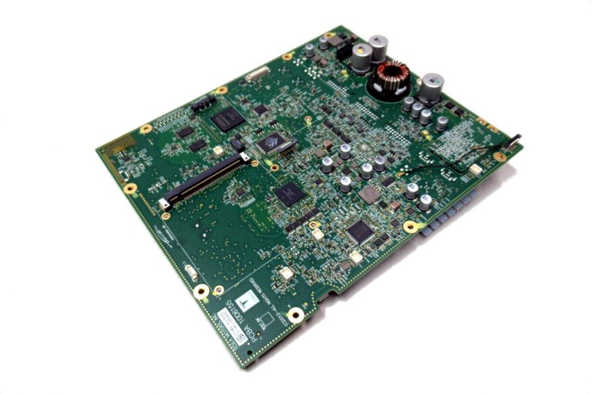 Placa base Tesla PCBA 1015897 00 D