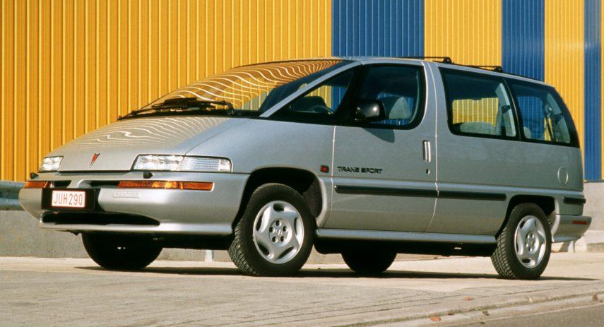 Pontiac Trans Sport 1