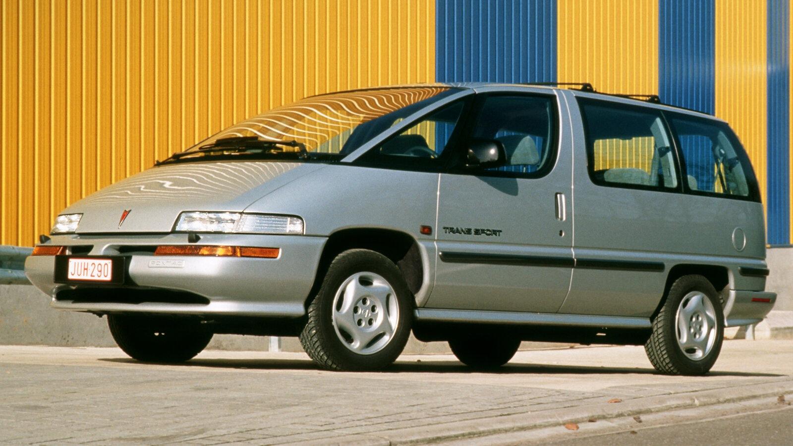 Coche del día: Pontiac Trans Sport 2.3i 16v (GMT199)