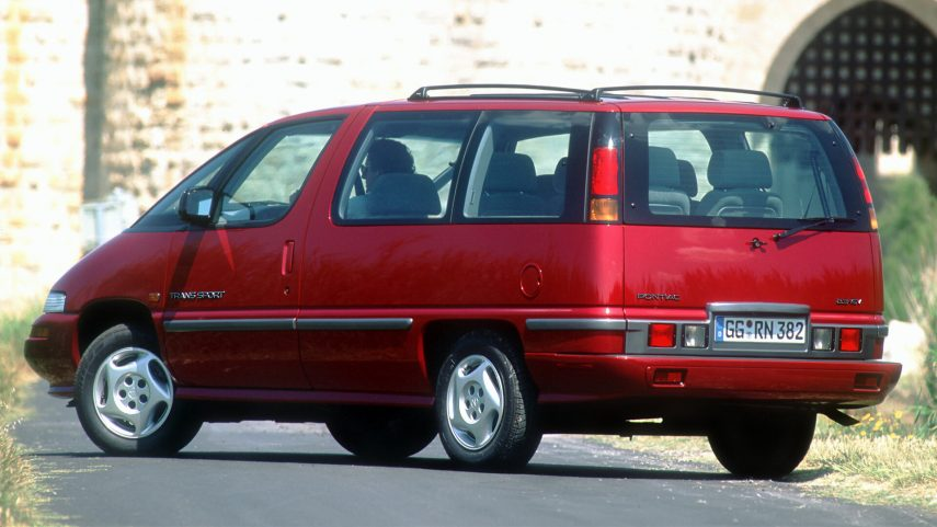 Pontiac Trans Sport 3